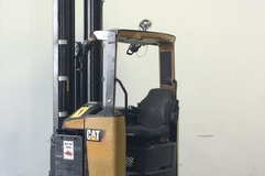 CATERPILLAR reach truck, Električni
